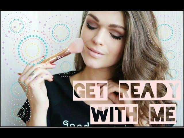 GRWM / Собирайся со мной/Мой ежедневный макияж