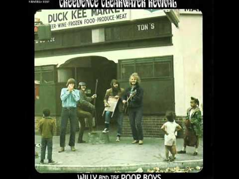 Creedence Clearwater Revival - Feelin Blue