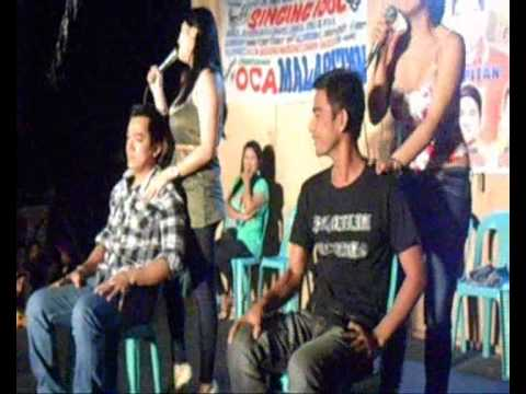 Genuine Troops-gerold B. And El Bwitre Wid Katya Santos And Jc Parker (sto Nino Fiesta 1-20-13) video