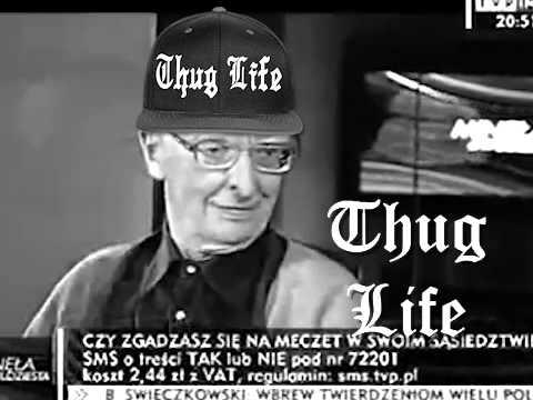 Profesor Wolniewicz   Thug Life