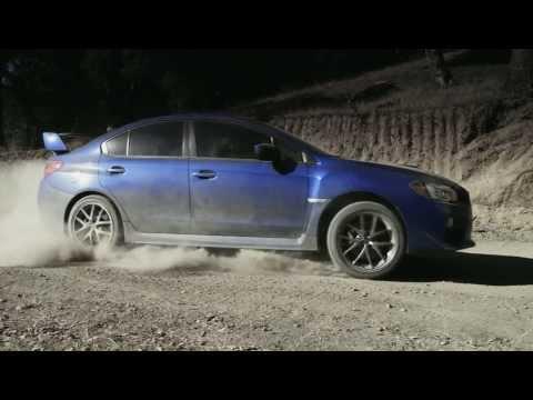 2015 Subaru WRX STI — Official video