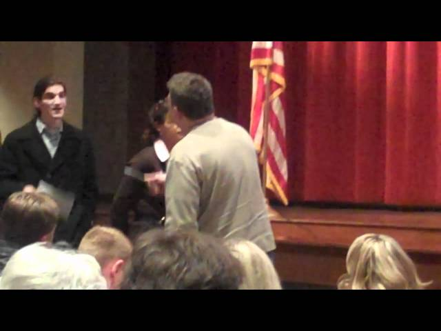 Paul Supporter Denied Attempt to Crash Polk GOP Convention