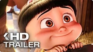 DESPICABLE ME 3 Siblings Spot & Trailer (2017)
