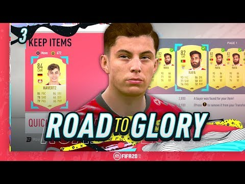 FIFA 20 ROAD TO GLORY #3 - MAKING EASY COINS!