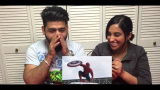 Captain America Civil War Trailer Reaction | Best Marvel Movie? |