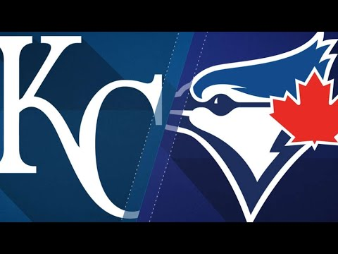 Hernandez, Blue Jays power up to rout Royals: 4/18/18