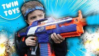 Nerf War:  Payback Time 13