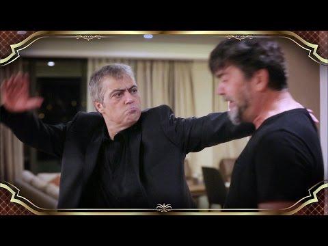 Beyaz Show - Beyaz Show- Cengiz Kurtoğlu, Beyaz'ı neden tokatladı?