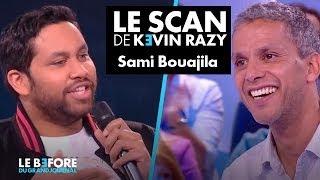 Sami Bouajila - Le scan de Kevin Razy - Le Before du Grand Journal