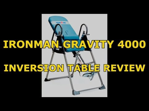 Ironman 4000 Inversion Table Review & Assembly Tips Best Budget vs Exercises How To Assemble