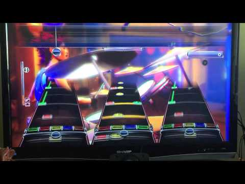Road to Rock Band 4 Best DLC of All Time - Sum 41, Foo Fighers and Eve 6!