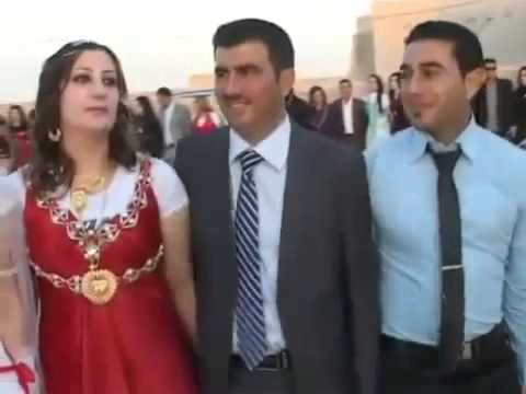Kurdish Wedding In Iraq, Kurdische Hochzeit Im Irak video