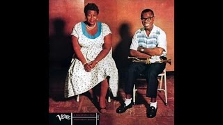 Ella Fitzgerald And Louis Armstrong Ella And Louis 1956 Classic Vocal Jazz Music