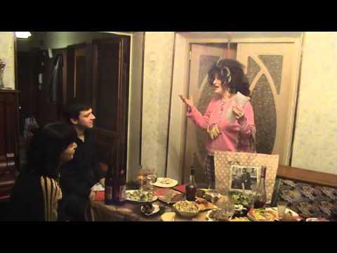 Поздравление одесской тётушки-2 Одесский юмор.