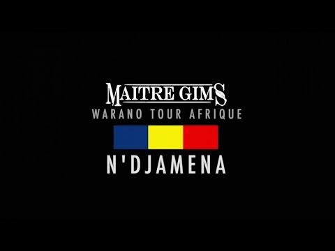 Maitre Gims - Concert à N'Djamena #WaranoTourAfrique - Daymolition