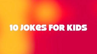 10 Funny Jokes for Kids (Family Friendly Humor)