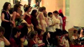 Teen Stylin' the fashion show Richmond Art Museum Overview, Part 2