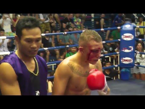 Jordan Coe Sumalee VS Samiangdam Phuket Sitsongpeenong: Bangla Boxing Stadium, 23rd Jan 2015