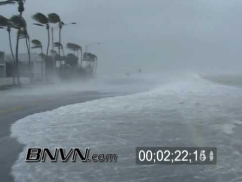 Hurricane Rita Video - Key West Florida - 9/20/2005 - Part 8