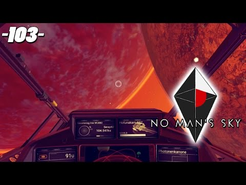 No Man's Sky [#103] Mit neuer Technik gehts los(Let's Play, german/deutsch)