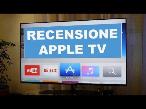 Recensione Apple TV (4th Generation - 2015)