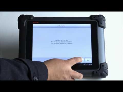 Quick Features of Autel Maxisys Pro MS908P Auto Diagnostic System