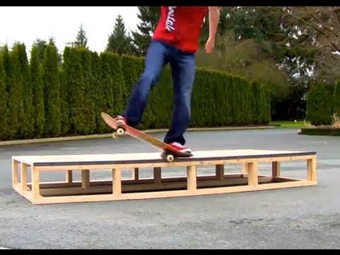 how to build a skate box