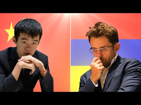 Ding Liren vs Levon Aronian - 2013 Alekhine Memorial