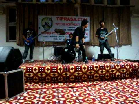 Kokborok Rock video