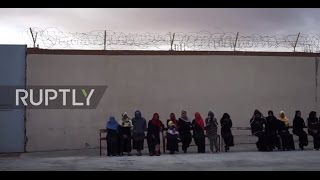 Libya: Islamic State sex slaves detained in military compound