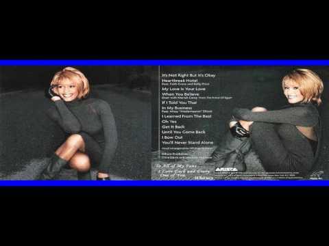 Whitney Houston . If I Told You That