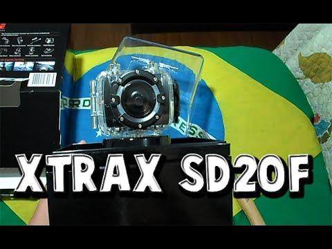 Filmadora Xtrax SD-20F