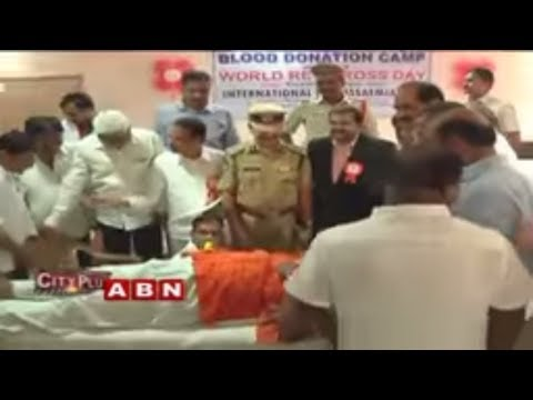Collector Amrapali Launches Blood Donation Camp on eve of World Red Cross Day