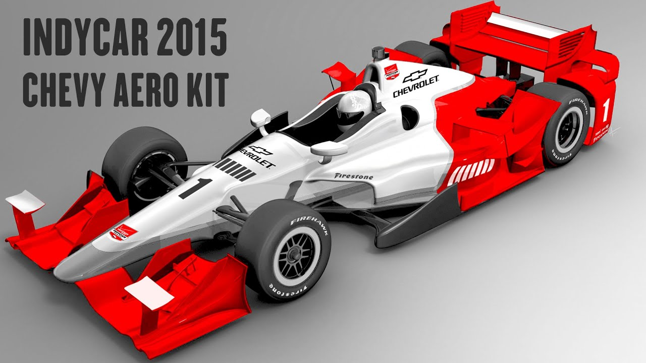 Indycar 2015 Chevy Road And