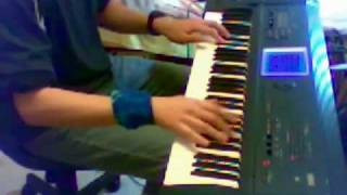 Korg Triton Extreme Keyboard Jam - part 1 -