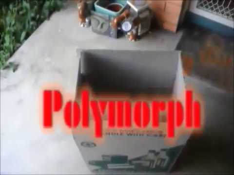 Polymorth (short crappy horror film i made yonks ago)