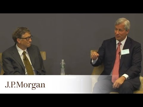 Jamie Dimon | Impact Investing in Africa and Beyond | J.P.Morgan