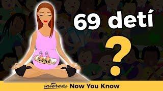 Koľko detí môžete splodiť počas svojho života?
