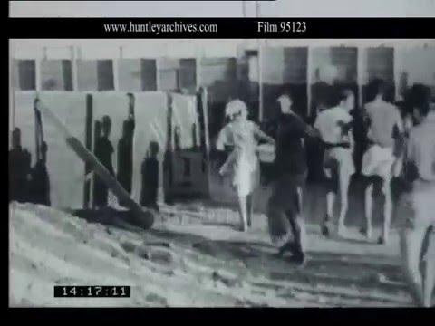 A Montage of Kibbutz Life, 1938 - Film 95123