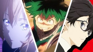 Spring 2018 Anime You Should Watch