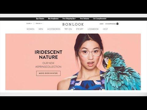 Websites for sore eyes: Shopping for glasses online