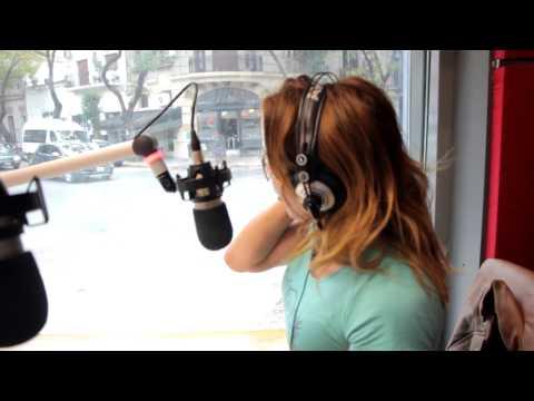 Santiago Del Moro y la radio por dentro