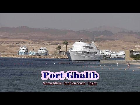 EGYPT: Port Ghalib - Red Sea (Marsa Alam) HD
