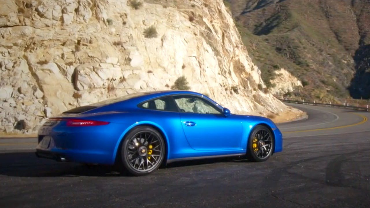 2015 Porsche 911 Carrera Gts First Look Kelley Blue Book