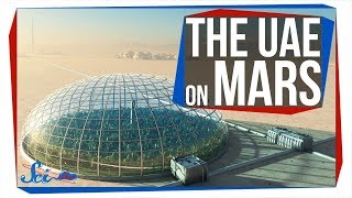 The UAE's Martian City on Earth