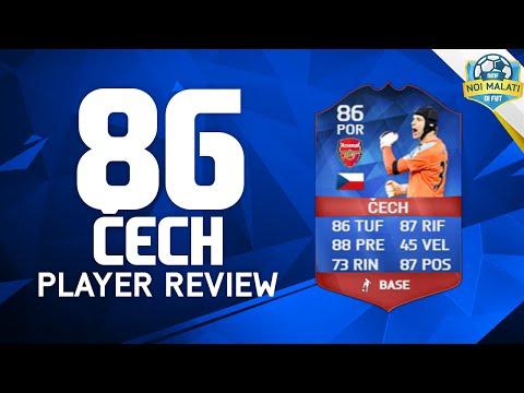 FIFA 16 | PETR ČECH RECORD BREAKER (86) | Player Review+Statistiche in game (ITA)