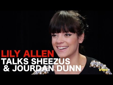 Lily Allen Talks 'Sheezus', Says She Apologized To Jourdan Dunn For Song Lyric