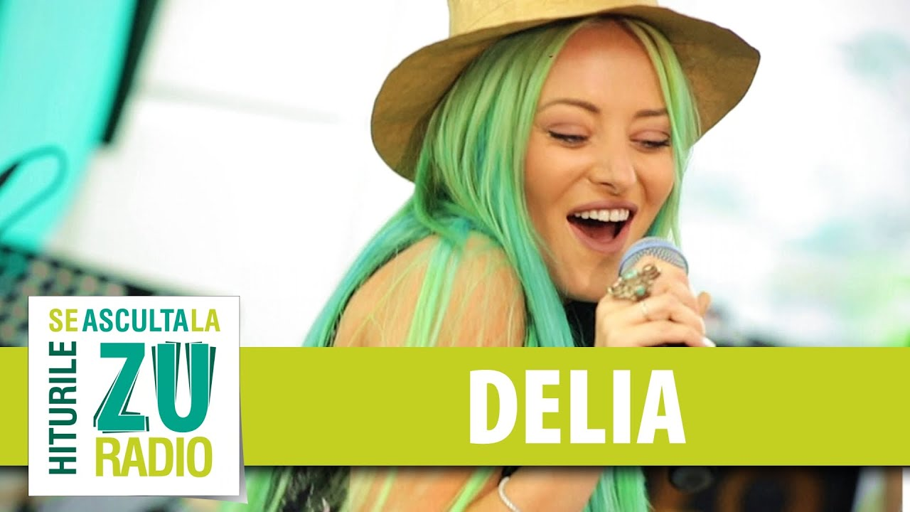 Delia - Lean On (Cover Major Lazer - Live la Radio ZU)
