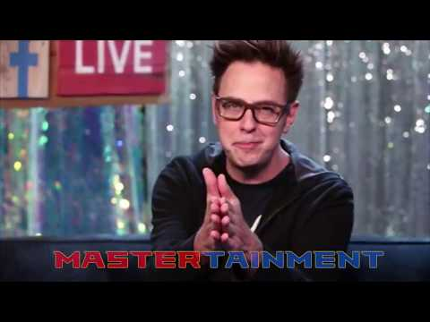 JAMES GUNN SAYS I ALMOST GOT THE EGG!   Guardians Of The Galaxy Missing Easter Egg