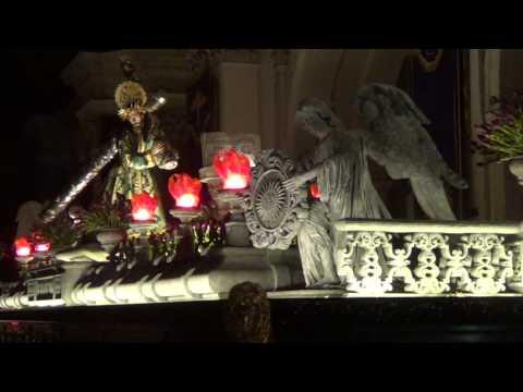 Salida Jesus de La Merced Viernes Santo 2014